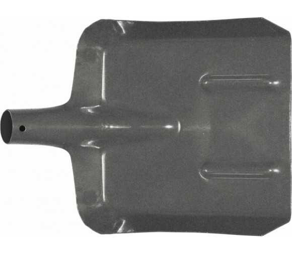 Лопата совковая, 230х260 мм, ребра жесткости, б/ч