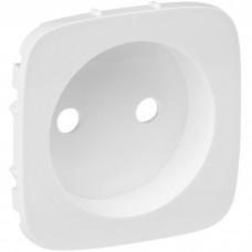 Лицевая панель для розетки Legrand Valena Allure 754975 одноместная белая