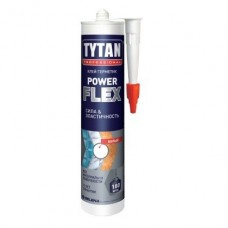 Tytan Professional Power Flex белый 290 мл