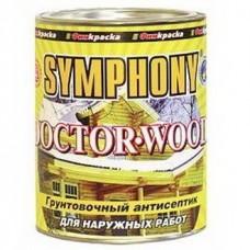 Антисептик грунтовочный Symphony Doctor-wood 0,9 л