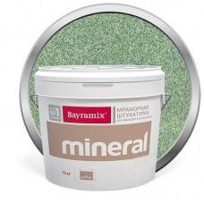 Штукатурка мраморная декоративная Bayramix Mineral 445 15 кг