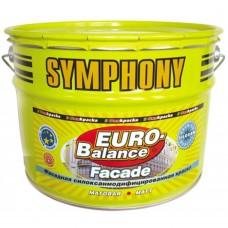 Краска Symphony Euro-Balance Facade Siloxan LС 9 л