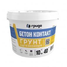 Грунтовка Грида Бетоноконтакт 10 кг