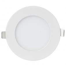 Панель светодиодная In-Home RLP-eco круглая 3 Вт белая