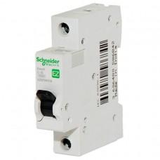 Автоматический выключатель Schneider Electric EASY 9 1П C 16А 4,5кА