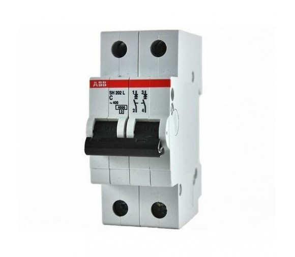 Автоматический выключатель ABB SH202L 2CDS242001R0324 C32