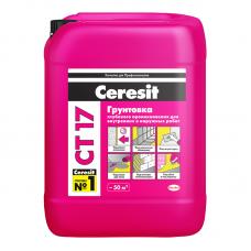 Грунтовка глубокого проникновения Ceresit CT 17 Зима 5 л