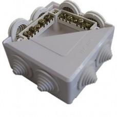Коробка распределительная Кунцево-Электро ОП ПГ КОА-003 5957 90х90х42 мм с клеммником