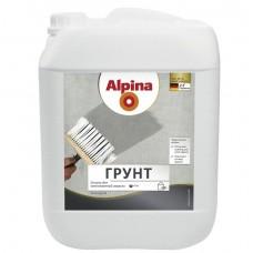 Грунтовка акриловая Alpina универсальная 2,5 л