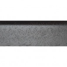 Плинтус шпонированный DL Profiles S8 Венге Натур темный 2400х60х16 мм