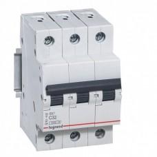 Автоматический выключатель Legrand RX3 419711 3P C 32A 4,5 кА