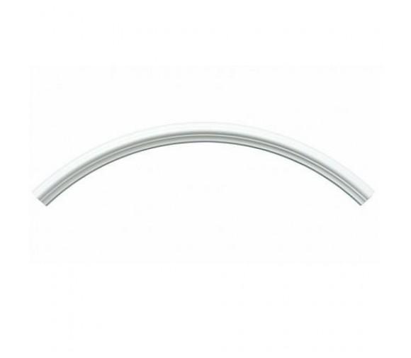 Молдинг-радиус полиуретановый Decomaster 897010-120 1/4 круга