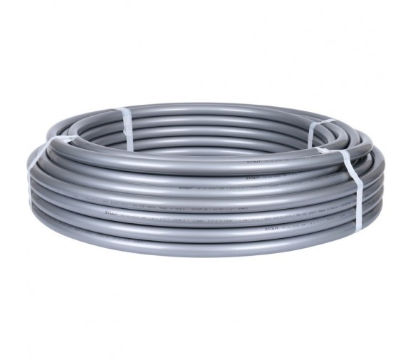 Труба Stout PEX-a SPX-0001-002535 25х3,5 мм серая бухта 50 м