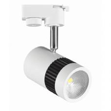 Светильник светодиодный трековый Uniel ULB-M07K-8W/NW White 4000К 8 Вт белый