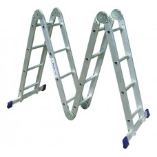 Лестница-трансформер 4х3 ступени Алюмет