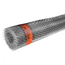 Сетка металлическая Streck ЦПВС 10-Zn оцинкованная 10x10мм 1х10м