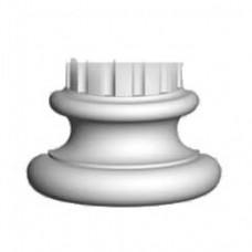 Полуоснование полиуретановое Decomaster 90135-4Н 220х110х130 мм