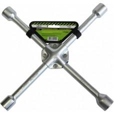 Ключ баллонный крестообр.усиленный 17*19*21*22 мм