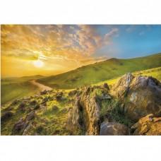 Фотообои бумажные Komar Mountain Morning 8-525 3,68х2,54 м