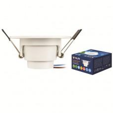 Светильник светодиодный встраиваемый Volpe ULM-Q261 5W/DW IP44 White