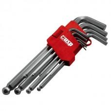 Набор ключей шестигранных USP 64195 9 штук