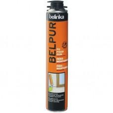 Пена монтажная профессиональная Belinka Belpur PU foam Gun 750 мл