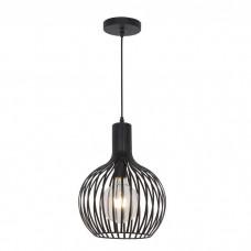 Odeon Light Luvi 3380/1 черный E27 60W 220V