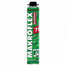 Пена монтажная Makroflex ShakeTec Premium Mega 70 профессионаяльная 870 мл