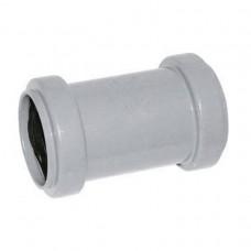 Муфта соединительная ПП Ду 50 мм равнопроходная с кольцом