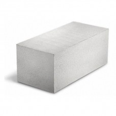 Блок из ячеистого бетона Bonolit D500 В 3,5 газосиликатный 625х250х150 мм
