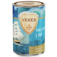 Лак яхтный Veres матовый 10 л