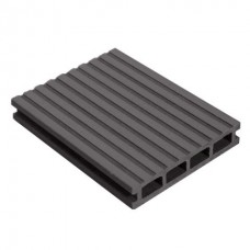 MasterDeck Classic Вельвет широкий/узкий Антрацит 3000х140х26 мм