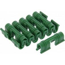 Зажимы для пленки Polyagro 16 мм (10шт.)