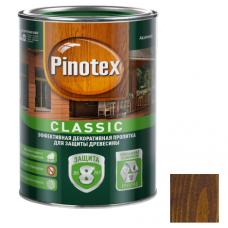Пропитка для древесины Pinotex Classic Орех 1 л