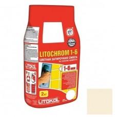 Litokol Litochrom 1-6 C.50 светло-бежевая 2 кг