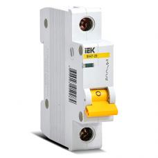 Автоматический выключатель IEK ВА47-29 1Р 1,6А С
