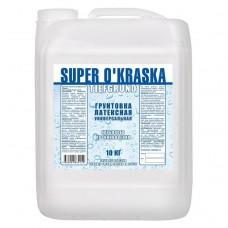 Грунтовка универсальная Super Okraska Tiefgrund 10 кг