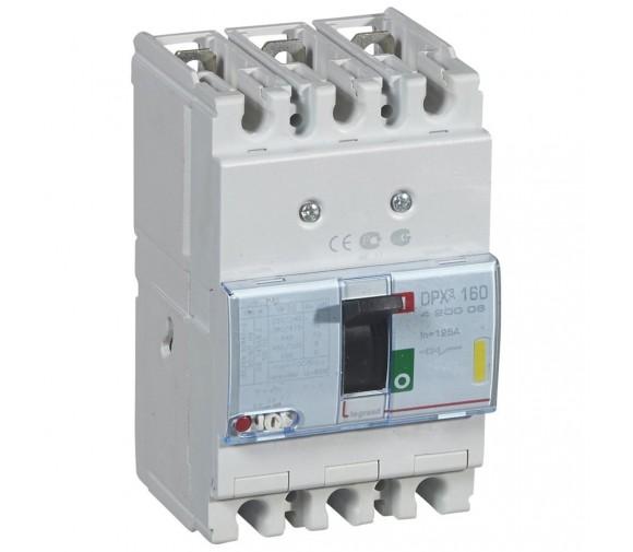 Автоматический выключатель Legrand DPX3 160 420006 3P 125A 16 кА