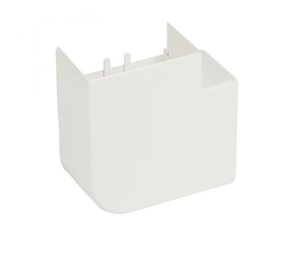 Угол плоский для кабель-канала Legrand Metra 638023 85х50 мм