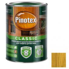 Пропитка для древесины Pinotex Classic Калужница 1 л
