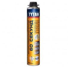 Пено-клей универсальный Tytan Professional 60 секунд 750 мл