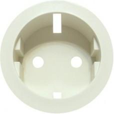 Лицевая панель для розетки Legrand Celiane 066227 одноместная Слоновая кость