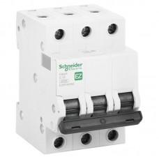 Автоматический выключатель Schneider Electric EASY 9 3П C 32А 4,5кА