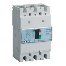 Автоматический выключатель Legrand DPX3 250 420205 3P 100A 25 кА