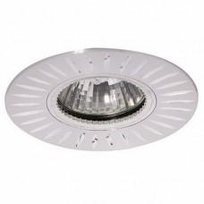 Светильник точечный встраиваемый Italmac Stella 51 3 05 MR16 хром 50 Вт