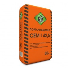Цемент ПЦ М500 Д0 CEM I 42,5 50 кг