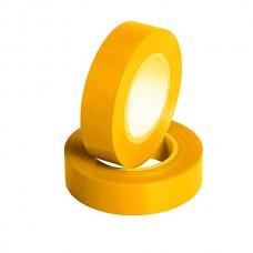 Изолента ПВХ IEK 0.13х15 мм желтая UIZ-13-10-K05
