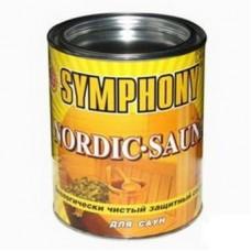 Антисептик для саун и бань Symphony Nordic Sauna 0,9 л