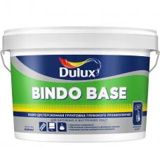 Грунтовка акриловая глубокого проникновения Dulux Bindo Base универсальная 2,5 л
