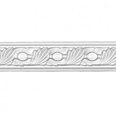 Молдинг полиуретановый Decomaster 98102 2400х53х22 мм